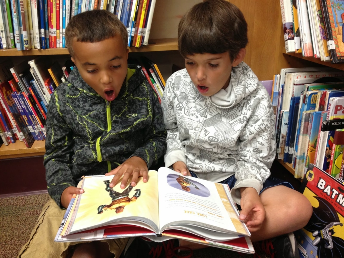 Reading Stamina - Reading Buddies